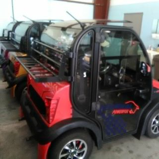 Golf carts by Crown Carts A/C Radio NEW Near The Villages Come SEE!