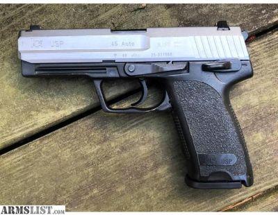 For Sale: H&K USP 45