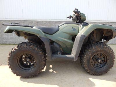 2015 Honda FourTrax Foreman 4x4 ATV Utility Concord, NH