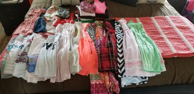 Lot of girls size 7/8
