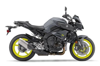 2017 Yamaha FZ-10 Sport Motorcycles Goshen, NY