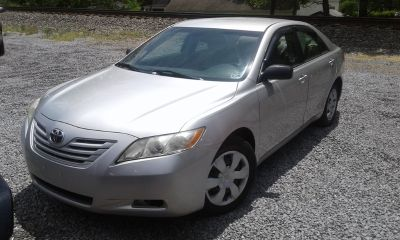 2008 Toyota Camry Base (Silver)