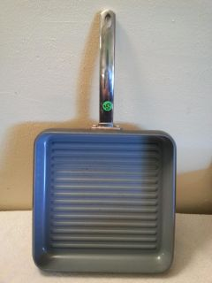 The Todd English collection Square griddle pan