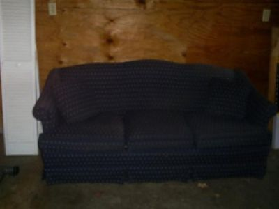 $100 Need a couch just call 1-[phone removed]