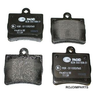 Sell Mercedes C220 C230 REAR Brake Pads PAGID OEM 355008311 NEW motorcycle in Fort Lauderdale, Florida, United States, for US $42.25