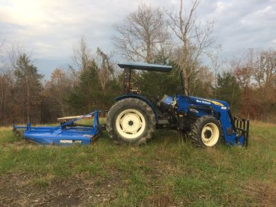 2006 Other Equipment TN95A 4WD