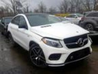Salvage 2018 MERCEDES-BENZ GLE 43 4MATIC AMG for Sale