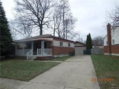3 Bed 2 Bath Foreclosure Property in Madison Heights, MI 48071 - Hecht Dr