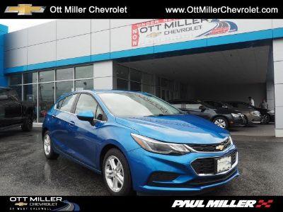 2017 Chevrolet Cruze LT (kinetic blue metallic)