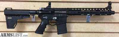 For Sale: AR-15 5.56 10.5 PISTOL W/ KAK BLADE