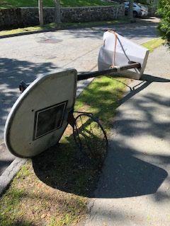 Free Portable Basketball Hoop
