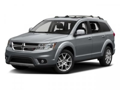 2016 Dodge Journey R/T (Granite Crystal Metallic Clearcoat)