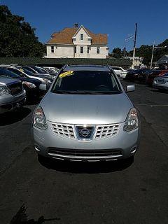 2009 Nissan Rogue S (Gotham Gray)