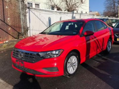 2019 Volkswagen Jetta S Auto w/SULEV (Tornado Red)