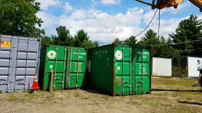 Used 40' Conex Storage Containers