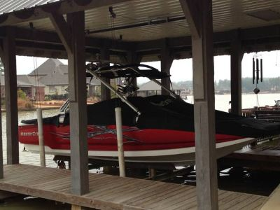 2010 MasterCraft X-STAR Boat  Trailer