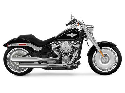 2018 Harley-Davidson Fat Boy 107 Cruiser Motorcycles Richmond, IN