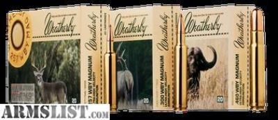For Sale: Weatherby G300180SR Norma 300 Weatherby Magnum Spitzer 180 GR 20Rds-flat rate shipping $14.95