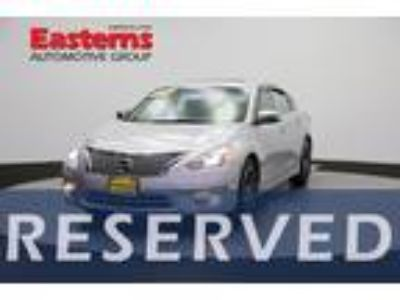 Used 2014 Nissan Altima Brilliant Silver Metallic, 51K miles