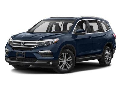 2016 Honda Pilot EX-L (Modern Steel Metallic)