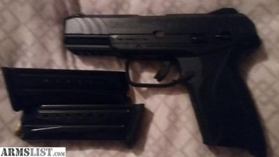 For Sale/Trade: 9mm ruger security
