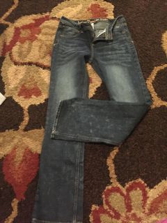 Justice jeans girls size18R
