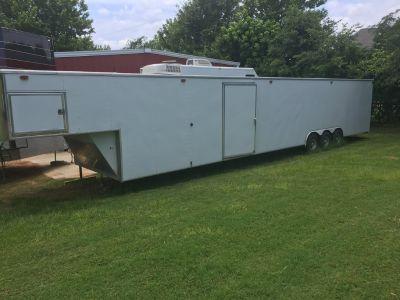 1998 B&W built 48 two car trailer
