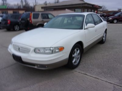 2003 Buick Regal 4dr Sdn GS