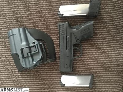 For Sale: Springfield Armory XD-45 ACP Sub-Compact Mod 2.0