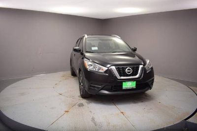 New 2018 Nissan Kicks FWD