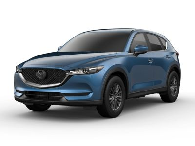 2019 Mazda CX-5 Touring (Crystal Blue)