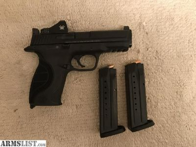 For Sale/Trade: S&W m&p Pro Core 9mm