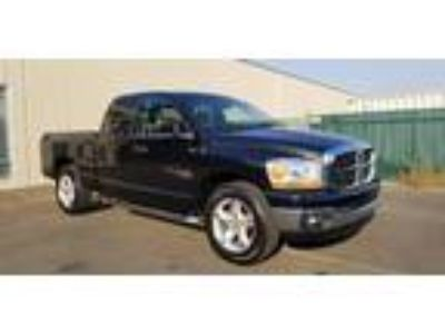 2006 Dodge Ram 1500 SLT Quad Cab Short Bed 2WD Black,