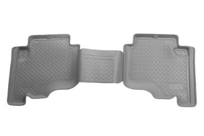 Buy Husky Liners 60612 05-10 Jeep Grand Cherokee Gray Custom Floor Mats 2nd Row motorcycle in Winfield, Kansas, US, for US $91.95