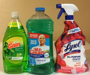 Cleaning Bundle $5!