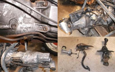 1985 Corvette Doug Nash 4+3 Transmission Complete