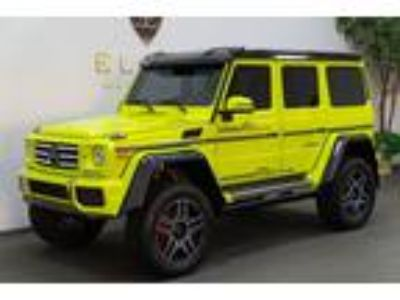 Used 2017 Mercedes-Benz G-Class Electric Beam, 10.1K miles