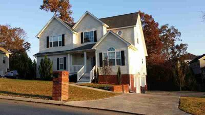 6115 Gibbs Lane Ooltewah, Three BR, 2-1/Two BA and lower county