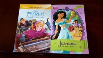 BRAND NEW Disney Early Chapter books
