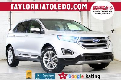 2017 Ford Edge SEL (Silver)