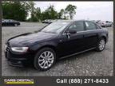 $16995.00 2015 AUDI A4 with 55002 miles!