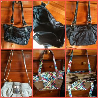 Purses and wallet