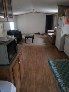 - $480 Roommate wanted in 3 bedroom mobile home