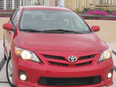 *** 2012 TOYOTA COROLLA S ONLY 40K MILES ***