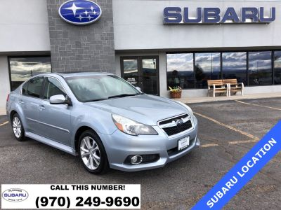 2013 Subaru Legacy 2.5i Limited (Ice Silver Metallic)