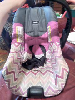 NB car seat