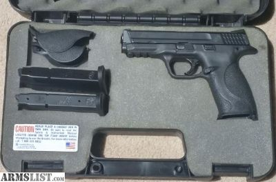 For Sale: M&P40 w/ Night Sights