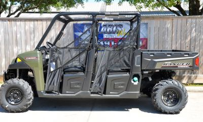 2018 Polaris Ranger Crew Diesel Side x Side Utility Vehicles Katy, TX