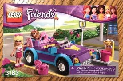 LEGO Friends Stephanie s Cool Convertible