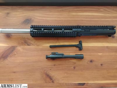 For Sale: AR Upper 5.56 stainless 16""